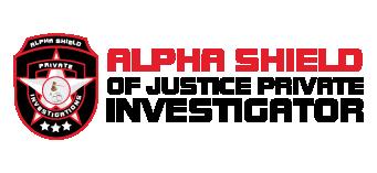 Alpha Shield of Justice Private Investigator